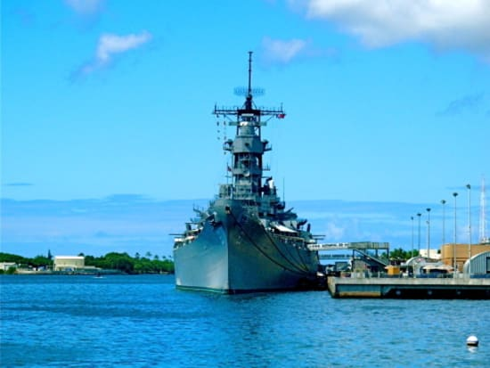 Arizona Memorial & USS Missouri Tour at Pearl Harbor, Oahu