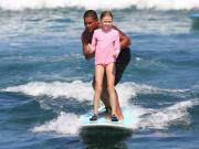Hi Lifeguard Surf Instructors_Child Surfing Lesson