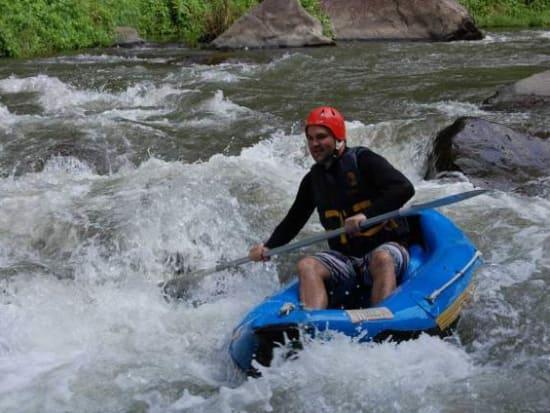 Beginner Friendly Kayak River Adventure In Bali Tours Activities Fun Things To Do In Bali Indonesia Veltra