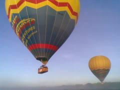 cairns hot air balloon