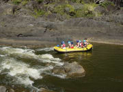 barron river rafting adventure