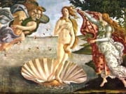 Italy_Florence_Uffizi Gallery The Birth of Venus