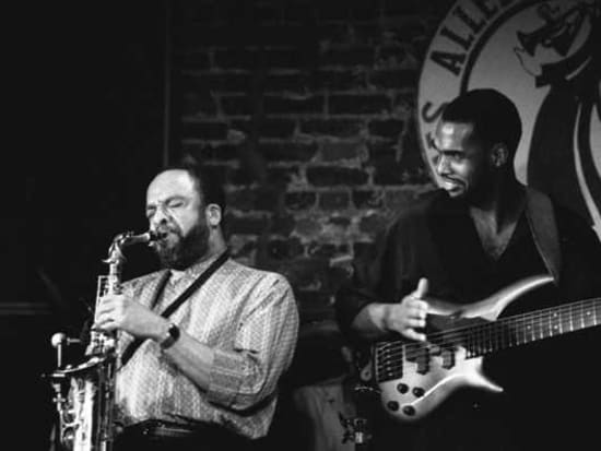 Washington, D.C  / Blues Alley