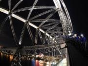 Night bridge climb in Sydney