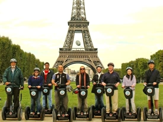 Segway Tour Paris France
