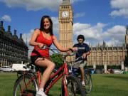 Royal London Bike Tour Half Day