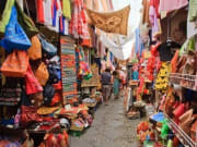 Granada street stalls