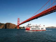 USA_San Francisco_Golden Gate Bridge_Bay Cruise