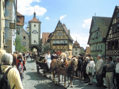Rothenburg and Romantic Road 2 Day Trip from Munich, Munich