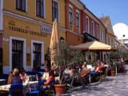 Typical restaurant at Szentendre Village
