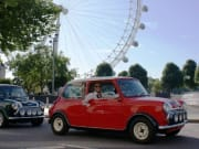 London Eye_Mini Cooper