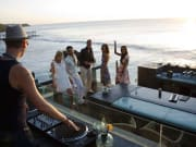 AYANA Resort and Spa Bali Rock Bar Event