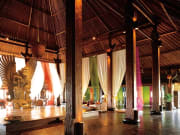 bali tugu hotel traditional hall