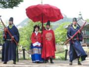 景福宮守衛交代儀式2