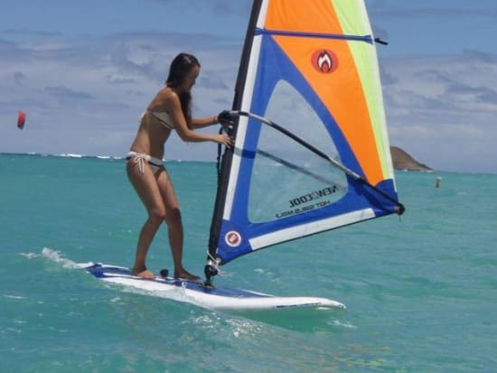Kailua Beach Windsurfing Rental, Oahu tours & activities, fun things