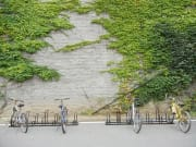 【オレのこと好きでしょ】シンが自転車を停めた駐輪場