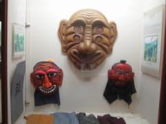 【安東】河回洞仮面博物館