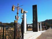 定林寺址博物館
