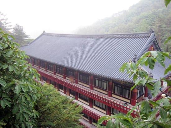 50棟余りの建物が立ち並んだ救仁寺。