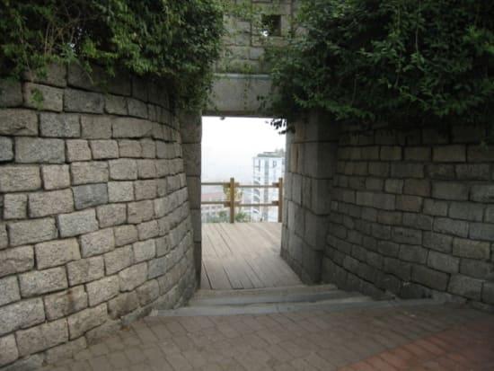 ソウル城壁