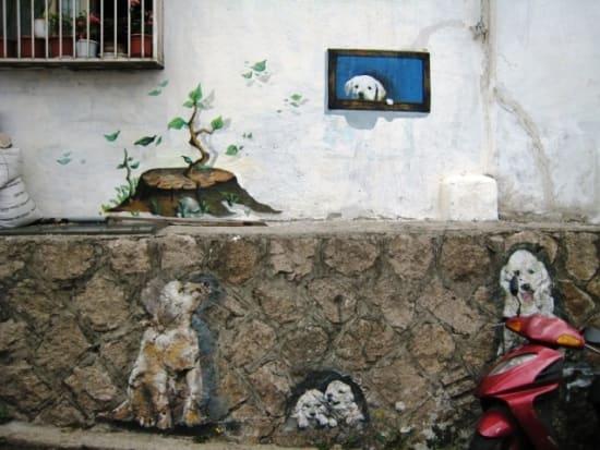 梨花の壁画 (3)