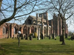 3 Melrose Abbey