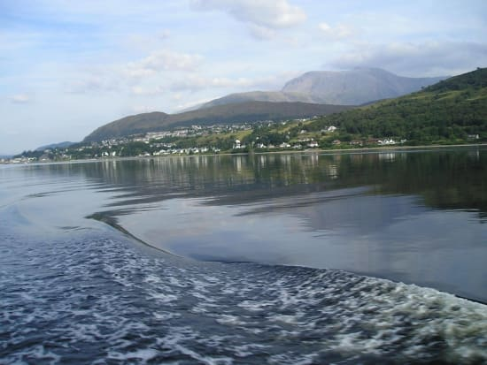 4 Fort William and Loch Linnhe