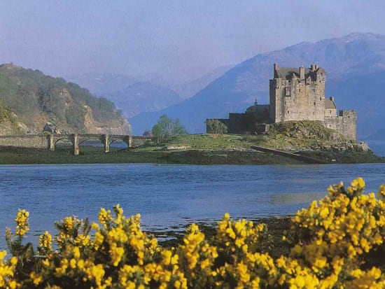 isle of skye loch ness and eilean donan castle 3 day tour from