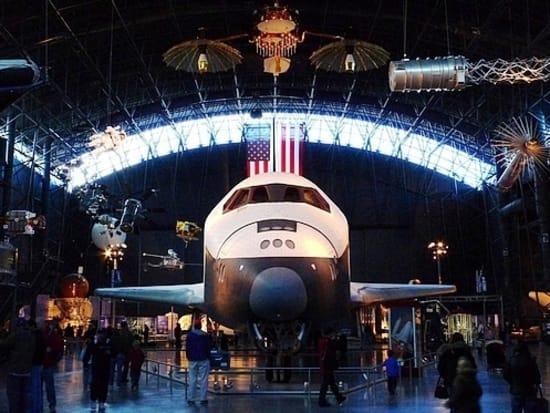 WA / スミソニアン「国立航空宇宙博物館」