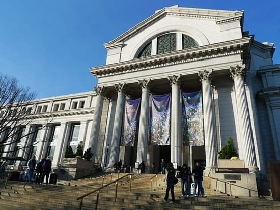 WA / スミソニアン「国立自然史博物館」