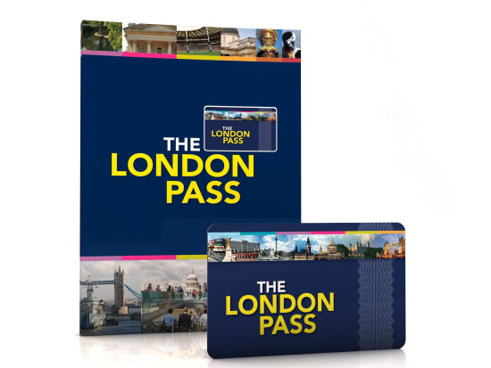 London Pass No Chip & Guidebook copy
