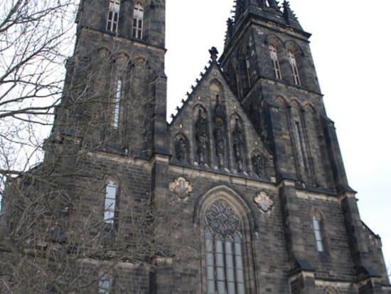 ヴィシェフラド内聖ペトロ・パウロ教会