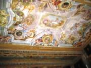 Italy_Florence_Uffizi Gallery Basilica Ceiling