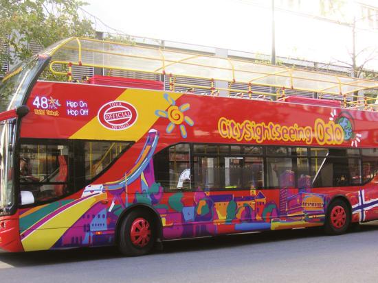 buss 21 oslo kart Oslo Hop On Hop Off Sightseeing Bus Tour, Oslo tours & activities  buss 21 oslo kart