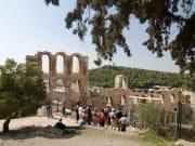 Greece, Athens, acropolis
