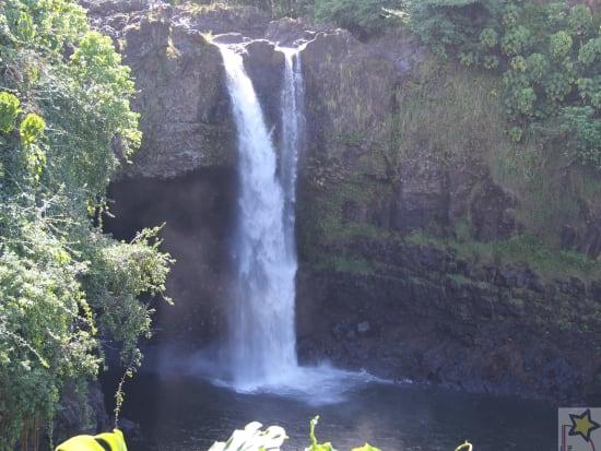レインボー滝 7.1