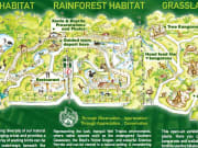 map wildlife habitat