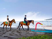 horseback riding in bali indonesia