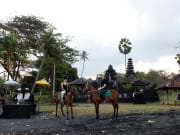 horseback ride adventure in bali indonesia