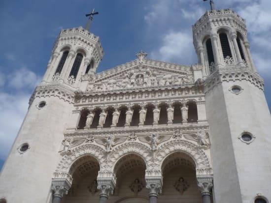 Basilique ND de Fourviere