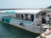 仲間川ボート1