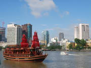 Ho Chi Minh river cruise