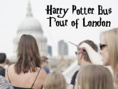 harry potter bus tour