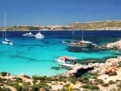 Comino and the blue lagoon1