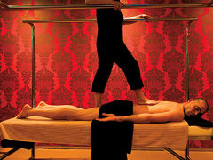 Hilton Spa Body Massage