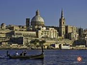 Malta - Valletta from Marsamxett Harbour 01 by Clive Vella_edit