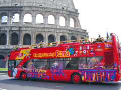 Italy Rome Hop-On Hop-Off, Colosseum, Rome
