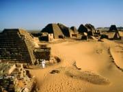 Meroe Pyramids 2