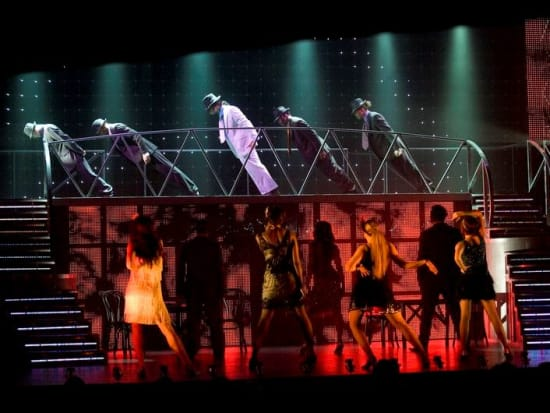 Thriller Live at Lyric Theatre London