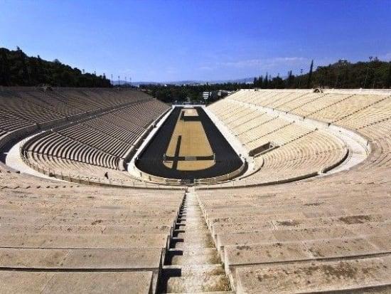 古代オリンピックスタジアム